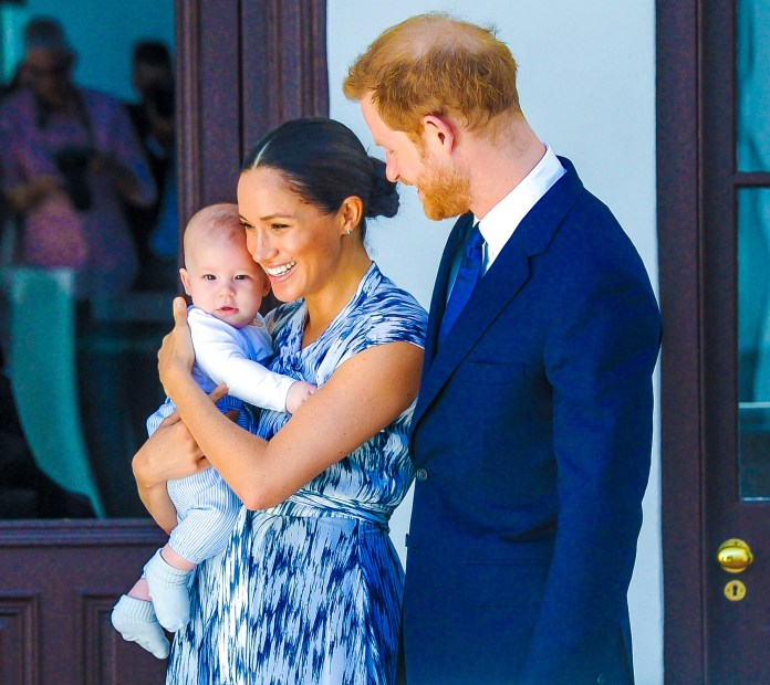 Royal insider says family are enjoying Los Angeles stay after stepping down from royal office in March