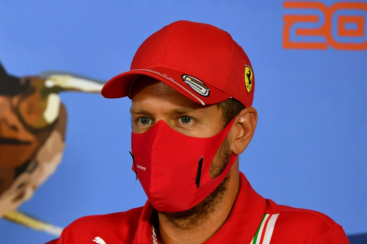 Vettel reveals brutal snub by Ferrari as they refused to offer contract