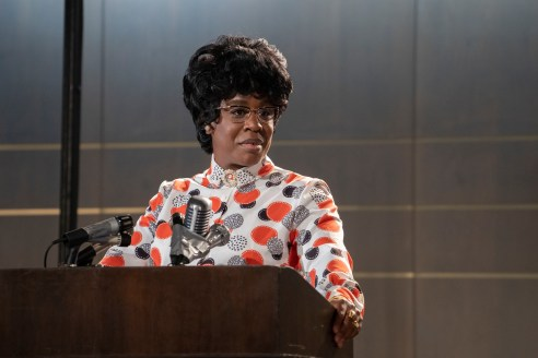 Orange Is The New Black's Uzo Aduba reveals deep personal connection to  role on Mrs America