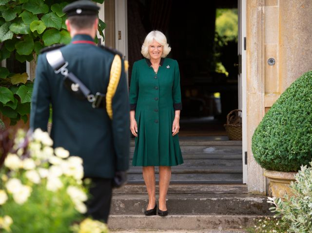 The Duchess of Cornwall will take on the role after the Duke of Edinburgh held it for 67 years