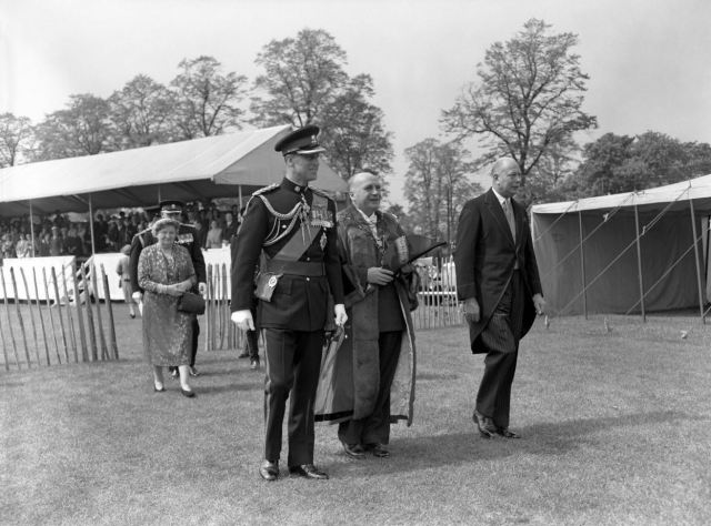 The Duke has been Colonel-in-Chief of successive Regiments that have made up The Rifles since 1953