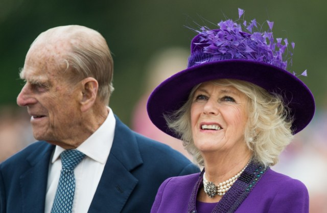 The Duchess of Cornwall will become the Colonel-in-Chief of The Rifles, a post Prince Philip has held