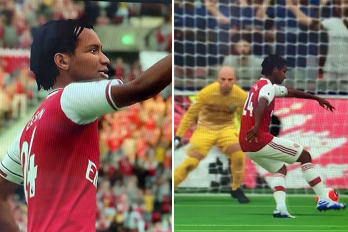 Arsenal Vs Chelsea Fa Cup Final Simmed On Fifa 20 With