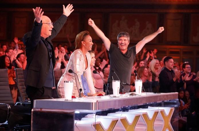 Simon hopes to make America's Got Talent final, slated for September 23