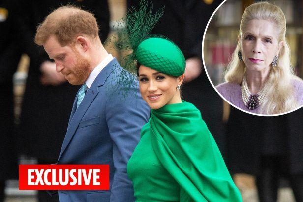 Lady C says Harry was taken away from family by 'Shakespeare villain' Meghan