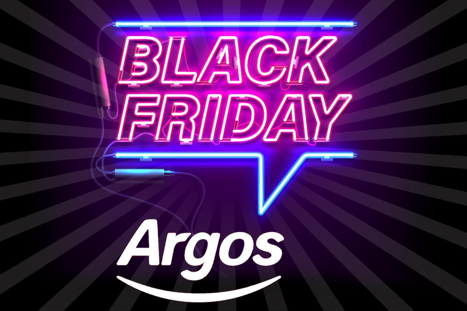 Save across electronics, and tech, homewares, toys and more in Argos' Black Friday sale 2020