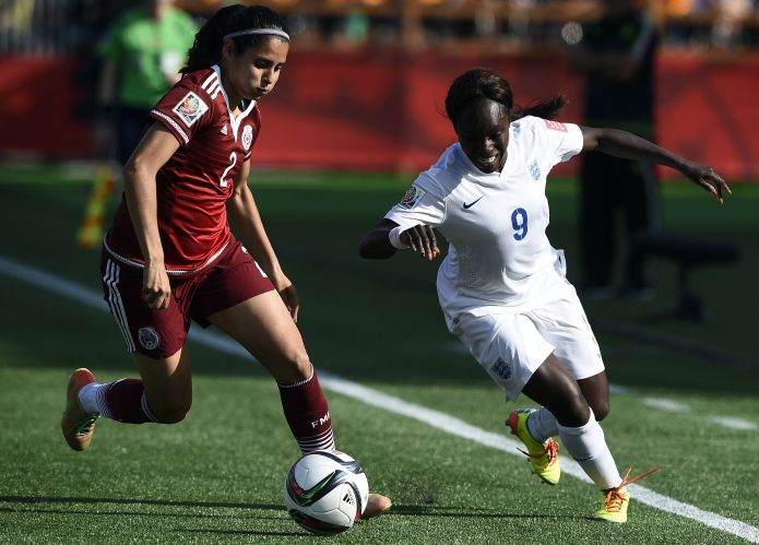 Aluko has made 102 incredible appearances for England during his career