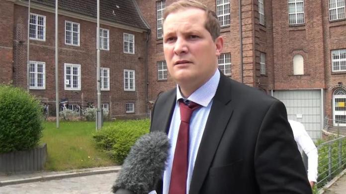 Christian B's lawyer Friedrich Fulscher said his client would not cooperate with the cops