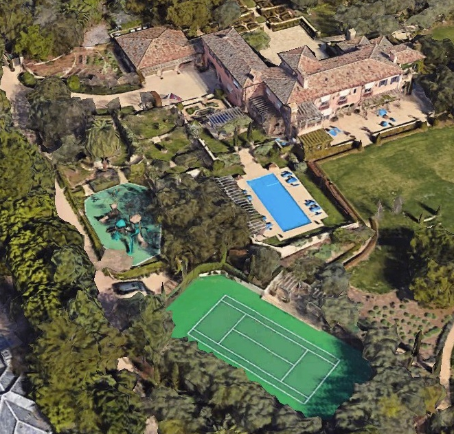 The Duke and Duchess of Sussex now call Santa Barbara home, after splashing out on an £11million mansion