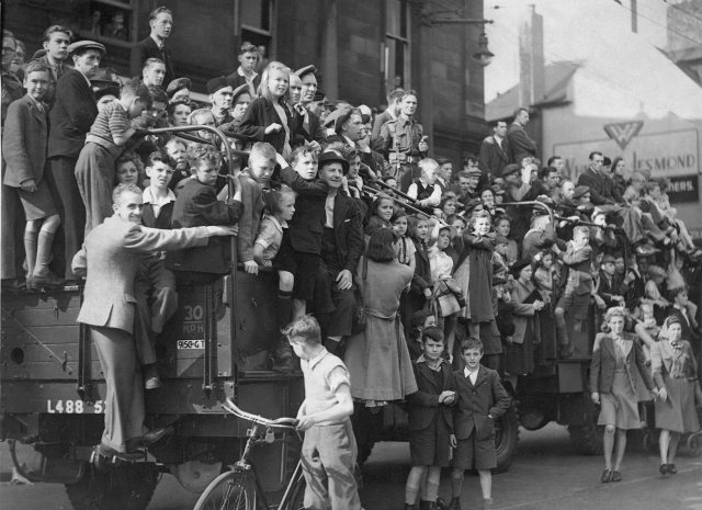 This year's VJ Day is focusing around celebration, commemoration and education