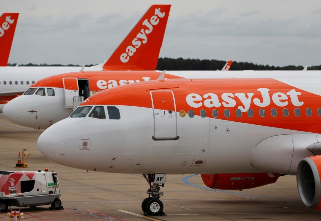 She is suing the airline for £15,000