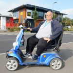 Disabled Man Refused Service At Mcdonald S Drive Thru For Driving Mobility Scooter