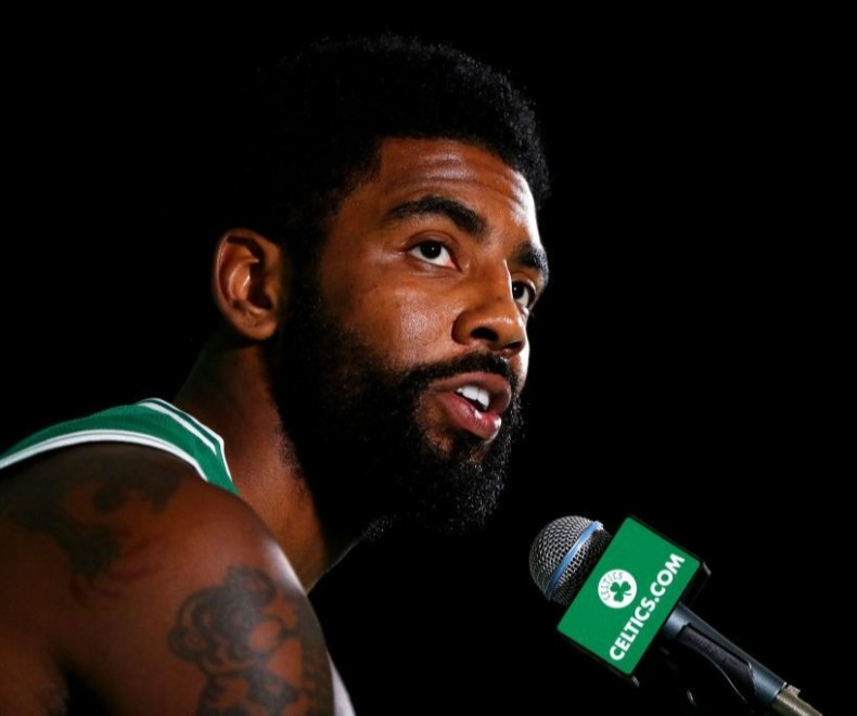 Boston Celtics star Kyrie Irving shocked the world by saying he was open to flat Earth conspiracies