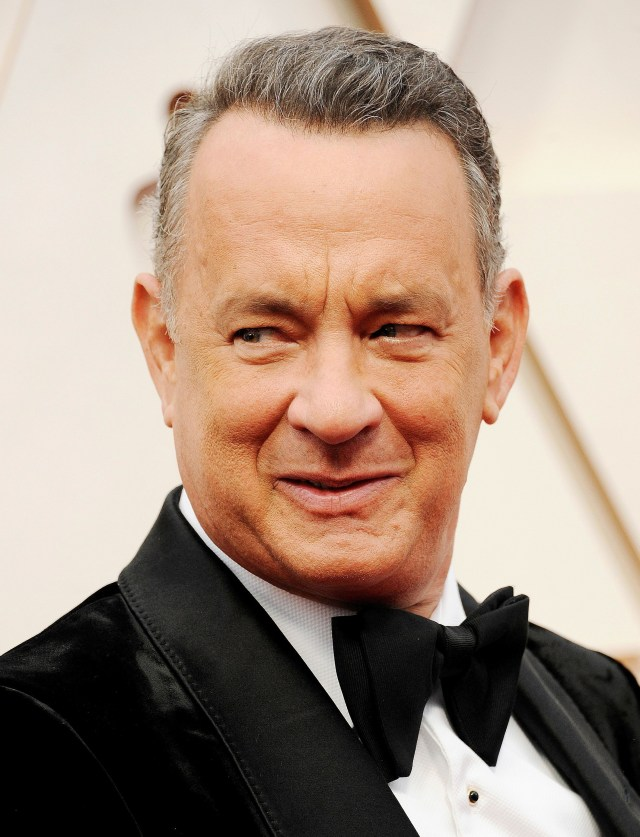 Tom Hanks is relaxed about his weight despite being diagnosed with Type 2 diabetes