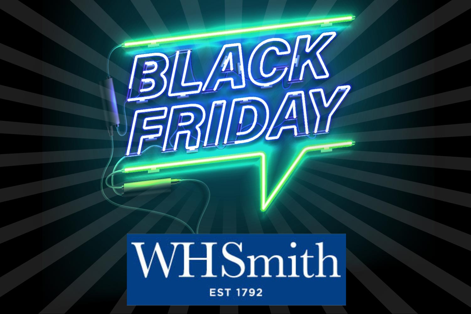 WHSMith's Black Friday sale could include voucher offers