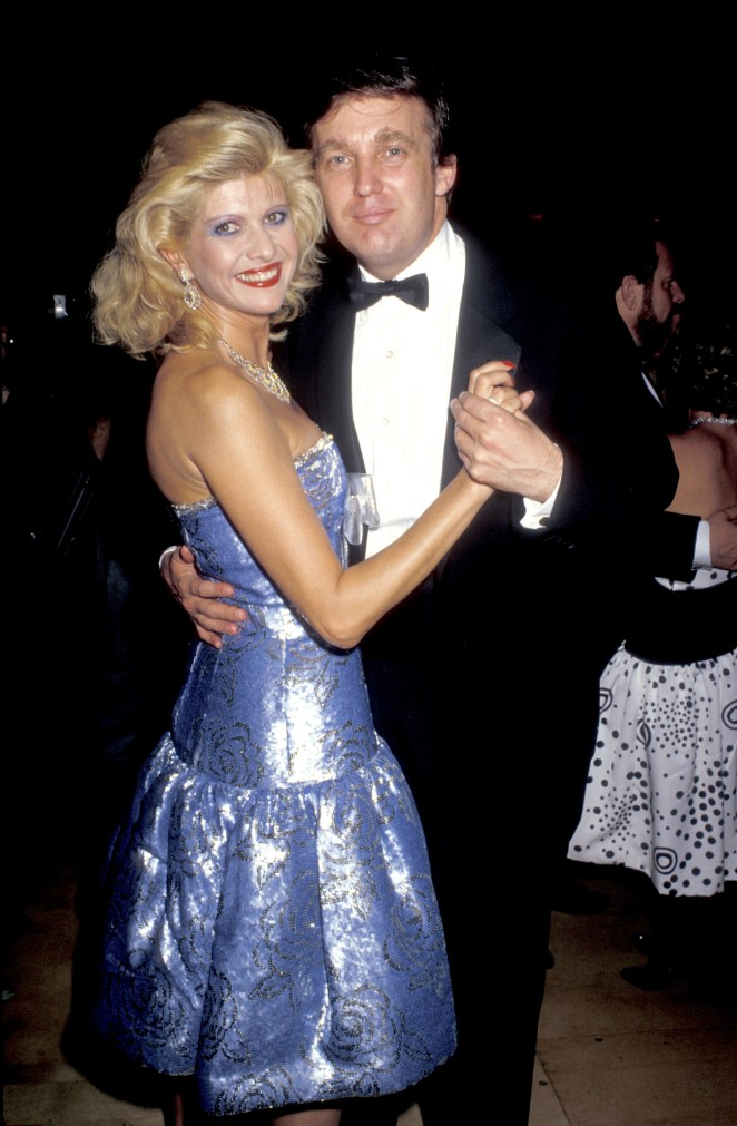 She married to Donald Trump in 1977 and they were an item for 15 years