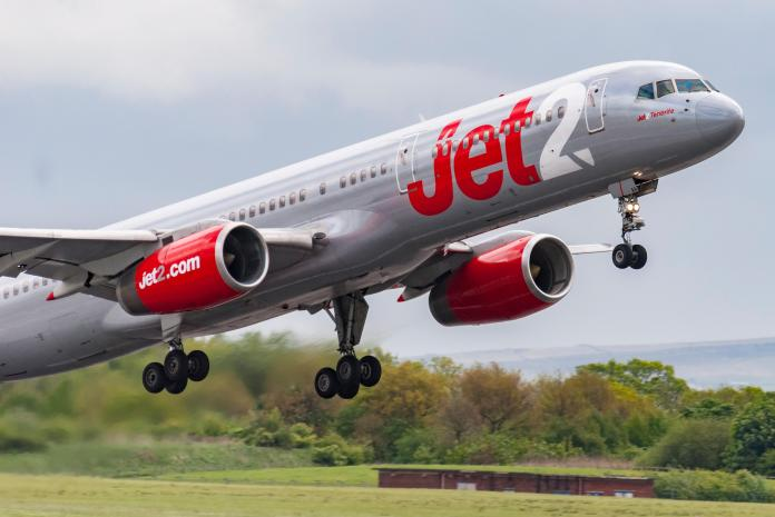 Jet2 has canceled flights for the rest of the summer