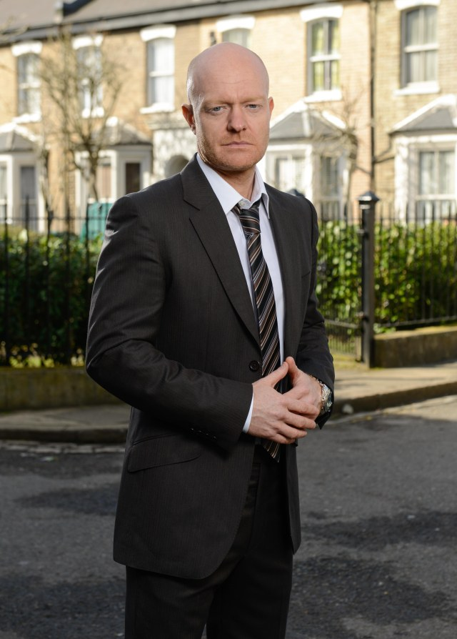 Jake has played the role of Max Branning for 15 years and won't be killed off