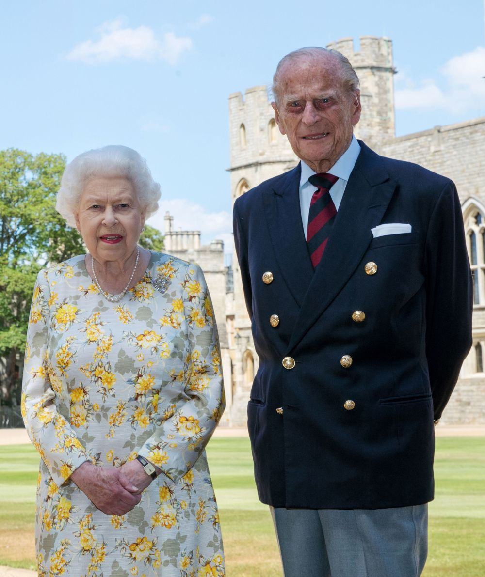 Prince Philip will join the Queen at Windsor Castle due to a lack of staff for two anti-Covid bubbles