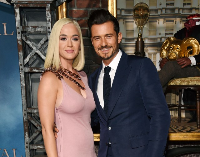 A man tried to break into the LA mansion Katy Perry shares with Orlando Bloom while she was home