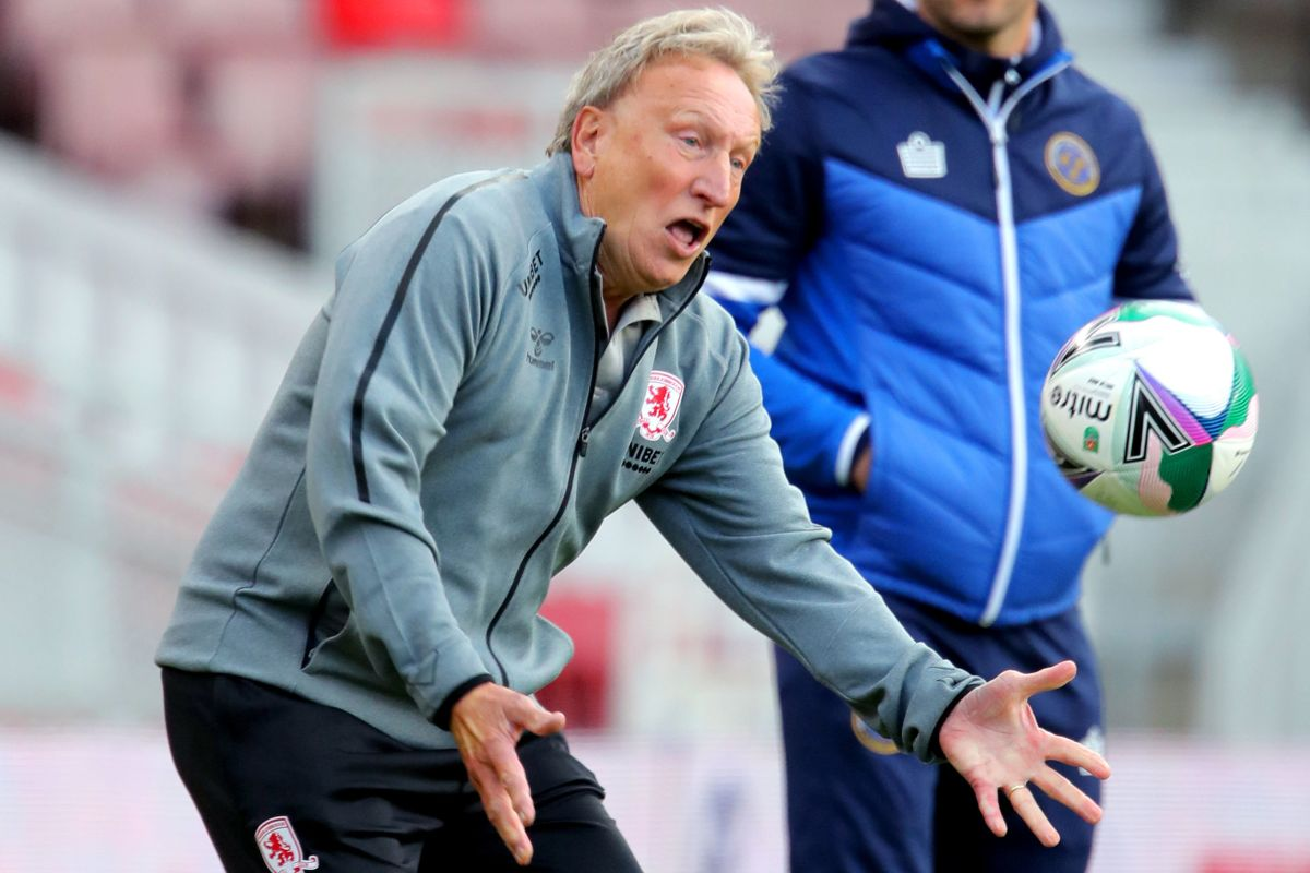 Warnock 'bitterly disappointed' with Boro transfer business ahead of Watford