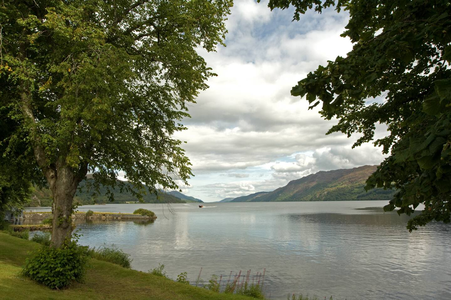Fans of the mystery can go hunting for the Loch Ness Monster