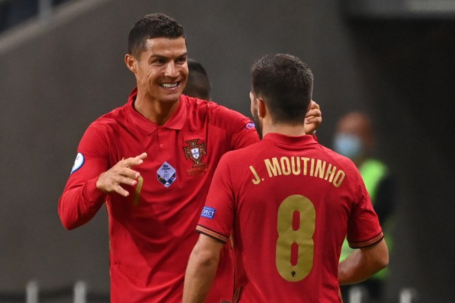 Cristiano Ronaldo has joined the 100 club at international level