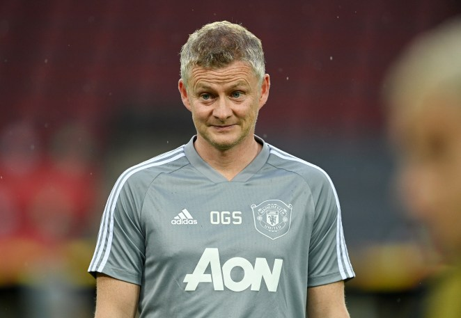 Ole Gunnar Solskjaer's preseason with Manchester United took a hit with defeat to Aston Villa in a friendly