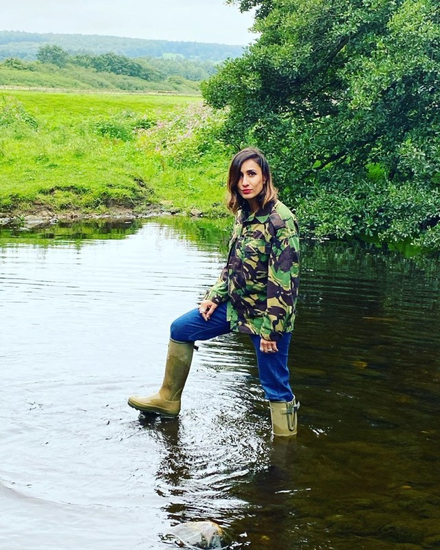 The Countryfile star felt motivated to share her story as miscarriage still feels like a taboo subject for women