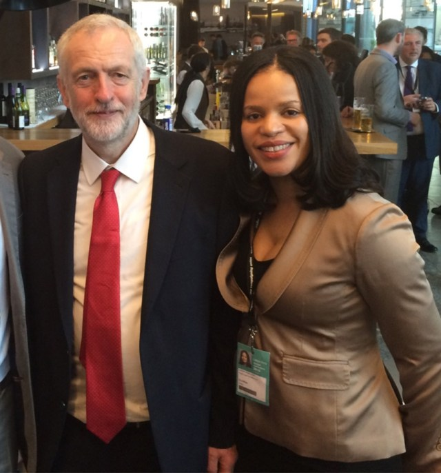 Claudia Webbe: Labour MP charged with harassing a woman, CPS reveals