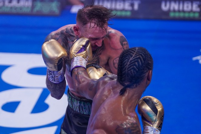 Anthony Yarde had too much for Dec Spelman