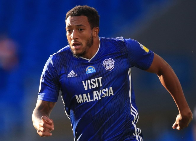 Cardiff have terminated Nathaniel Mendez-Laing's contract with immediate effect