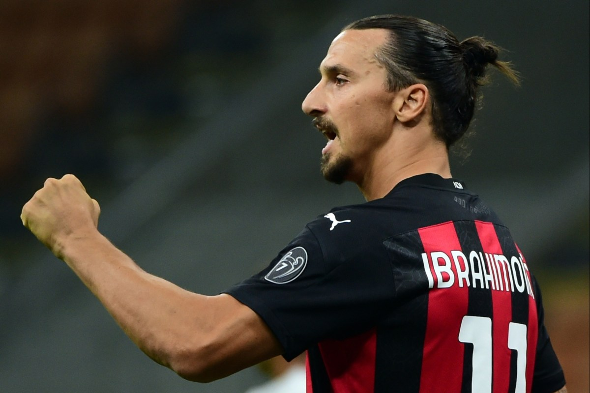 Zlatan, 38, forgets age & compares himself to Benjamin Button after bagging two