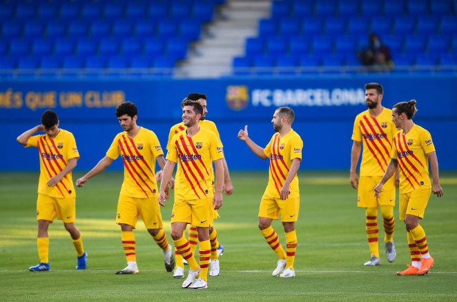 Barca won their last friendly and will like to continue their winning ways against Girona