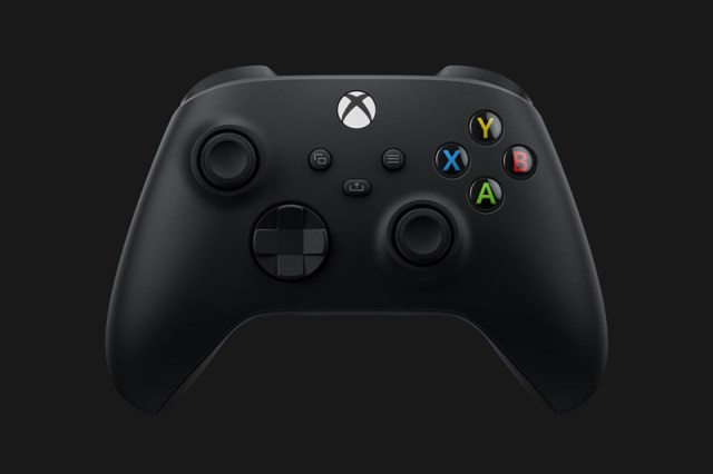 The new console comes with a revamped Xbox joypad