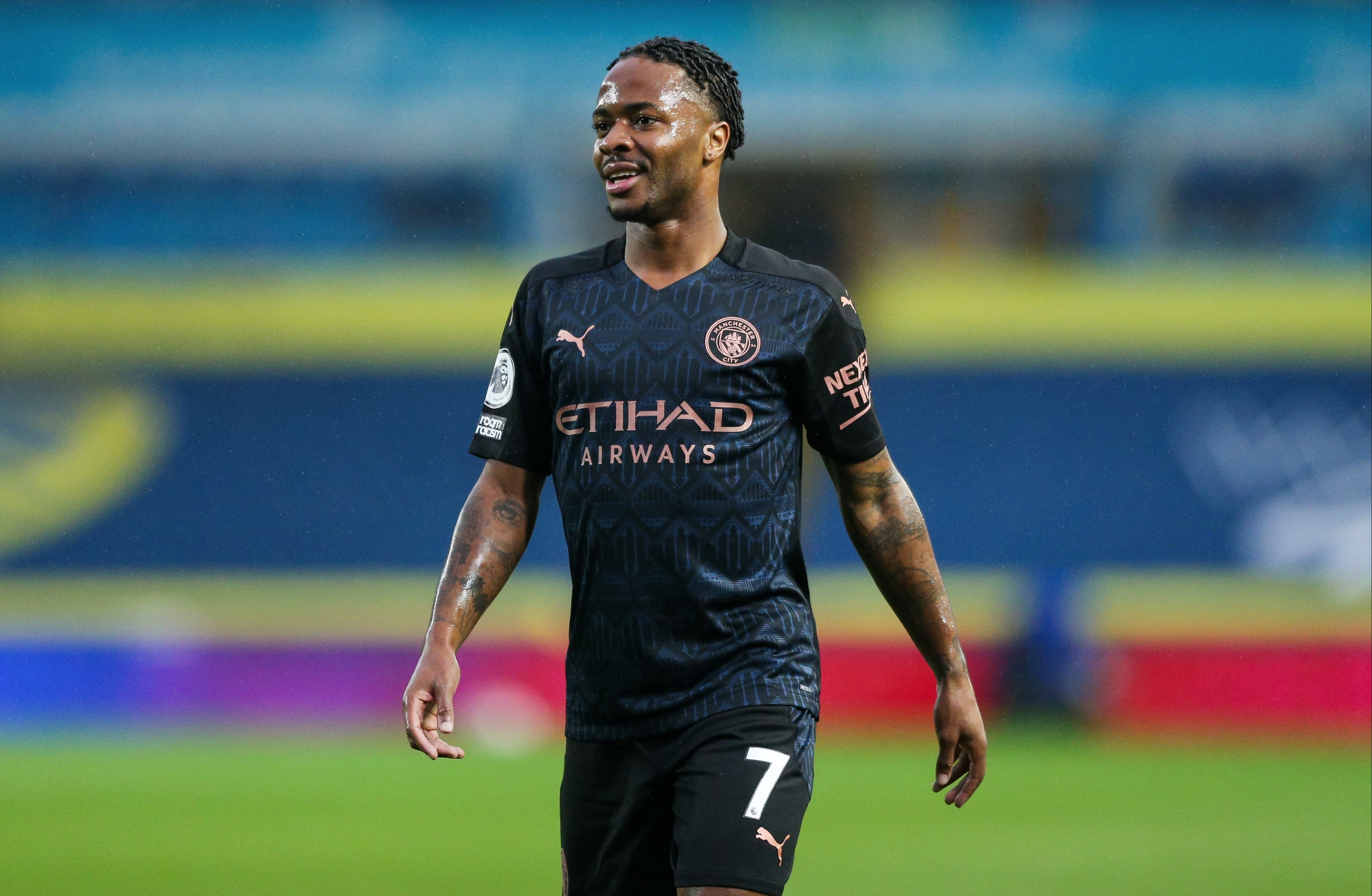 Sterling warns Arsenal stars 'run or you won't play' as Man City star hails hard-line Arteta after playing under him