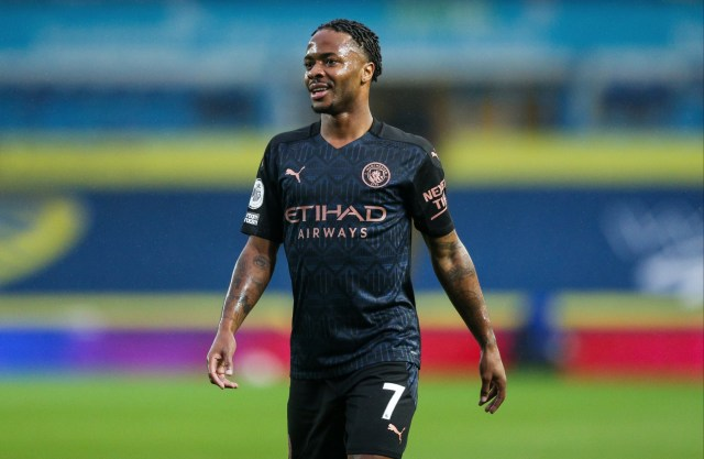 Raheem Sterling has lauded Mikel Arteta for the work he has done at Arsenal