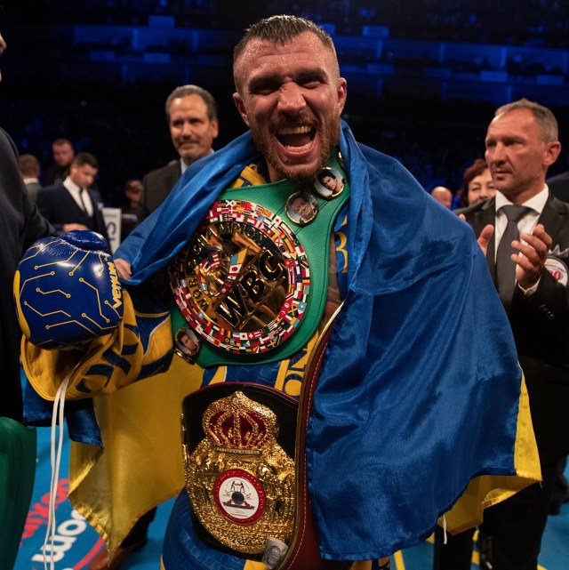 Vasyl Lomachenko is one of the most feared boxers on the planet right now