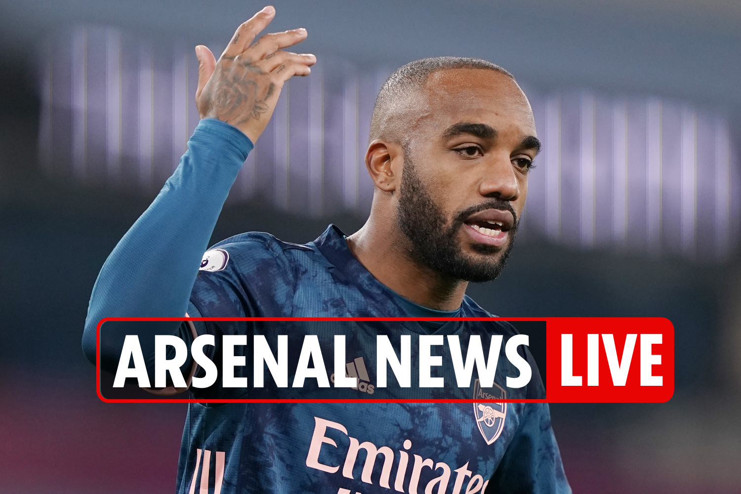 11pm Arsenal news LIVE: Aubameyang SLAMMED, Partey booked on debut in City loss, Saliba transfer, Tierney UPDATE