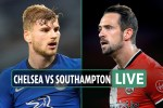Chelsea vs Southampton LIVE: Stream, TV channel, score as Timo Werner hits DOUBLE for the Blues