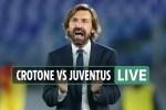 Crotone vs Juventus LIVE: Stream, TV channel, kick off time, team news as Cristiano Ronaldo misses Serie A clash