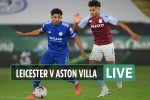 Leicester vs Aston Villa LIVE: Stream, TV channel, score – Vardy OUT for Foxes Box Office clash