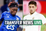 11.30am Transfer news LIVE: Benrahma to West Ham COMPLETE, Wilson joins Cardiff on loan, Rodon to Spurs DONE DEAL