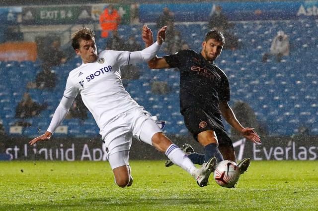 Patrick Bamford has scored three goals in the Prem for Leeds this season