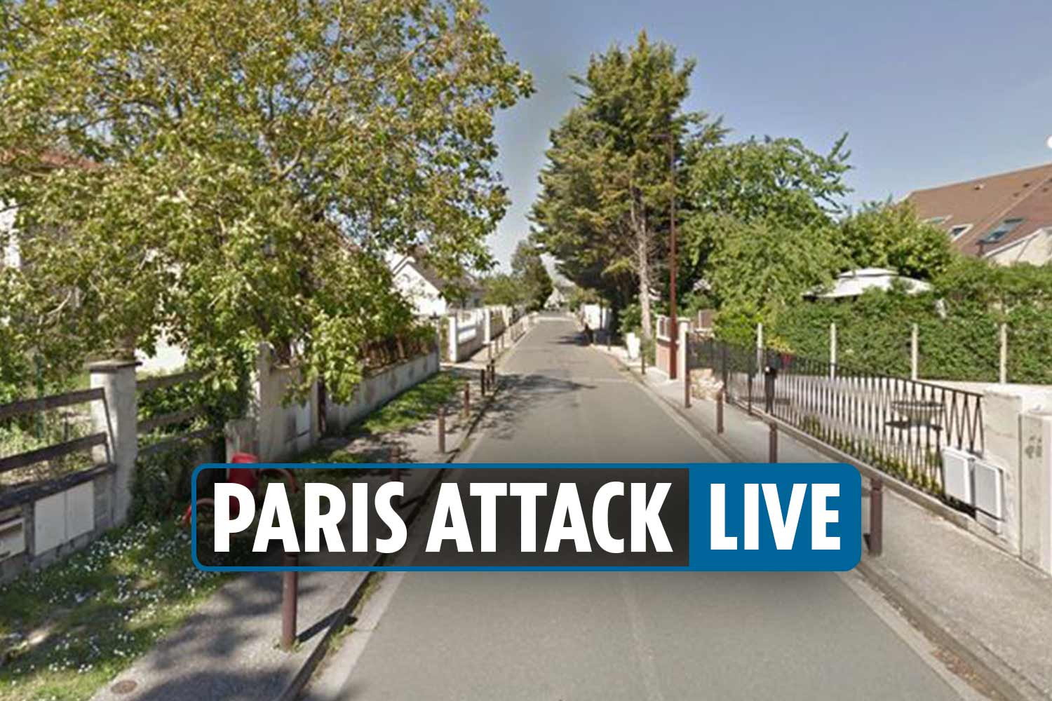 Paris beheading attack – Four arrested over jihadi 'beheading' teacher over prophet Mohammed cartoon
