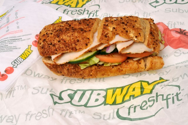 Subway is giving away free Subs for existing loyalty customers who download its new app