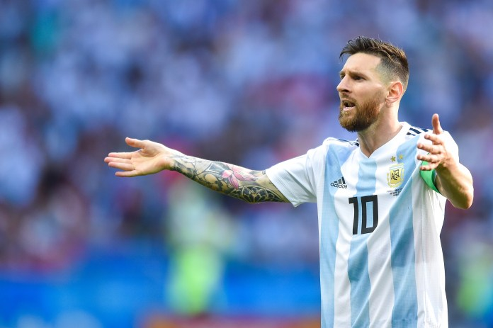 2022 World Cup could be Messi's last chance to lift the trophy