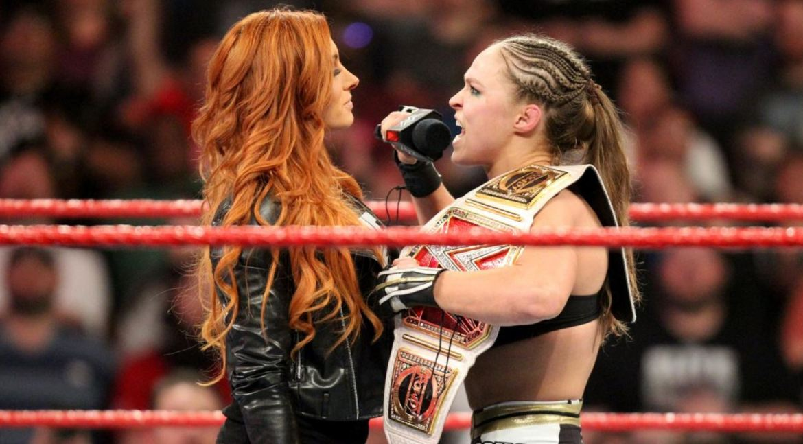 Becky Lynch and Ronda Rousey could be back for WrestleMania