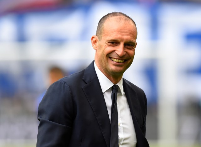Could United go for an Italian Job with Allegri?