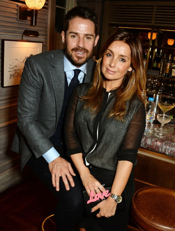 Jamie and Louise Redknapp were married for 19 years before divorcing in 2017